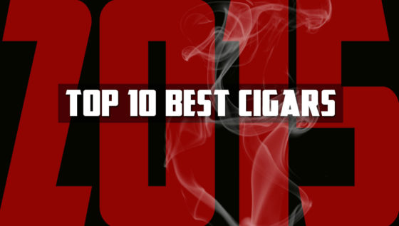 Top 10 Best Cigars Of 2015