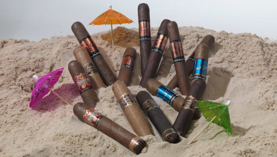 Top 10 Cigars To Enjoy at the Beach