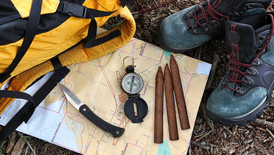 Top 10 Cigars for Camping