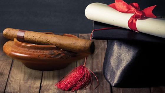 Top 10 Cigars for a Graduation