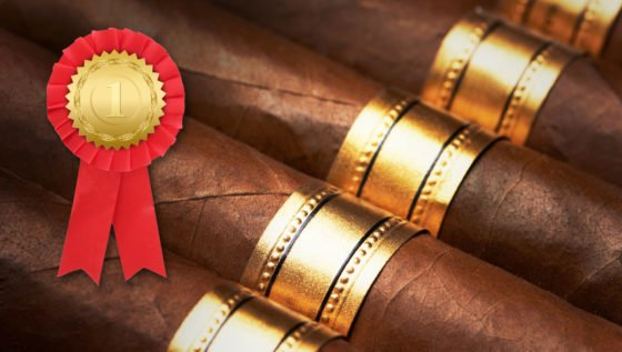Top Highly Rated Cigars