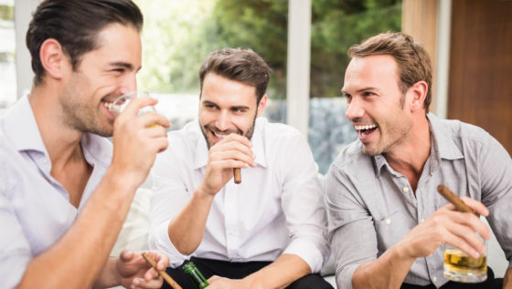 Top 10 Cigars For a Bachelor Party