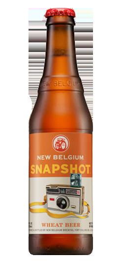 snapshot wheat beer