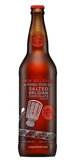 perennial lips of faith salted belgian chocolate stout