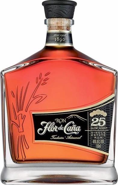 flor de cana centenario 25