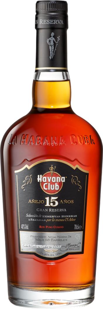 havana club anejo 15 anos gran reserva