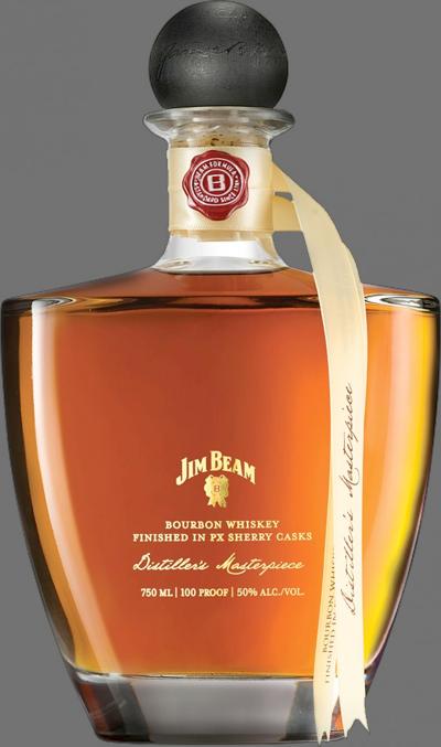 jim beam bbn distillers masterpiece