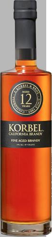 korbel 12 year
