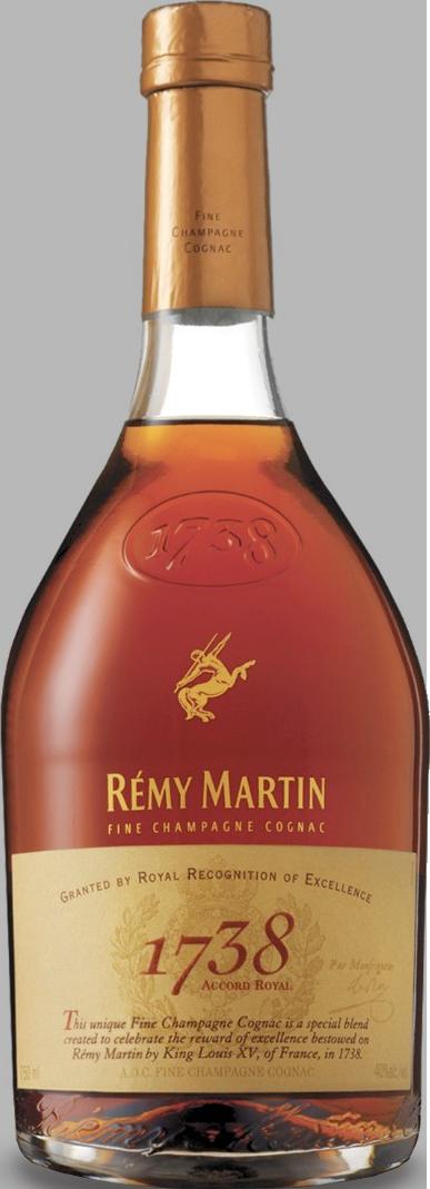 remy martin 1738 royal