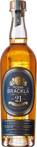royal brackla single malt 21 year old