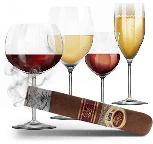Famous Smoke Shop - Cigar & Wine Pairing Guide