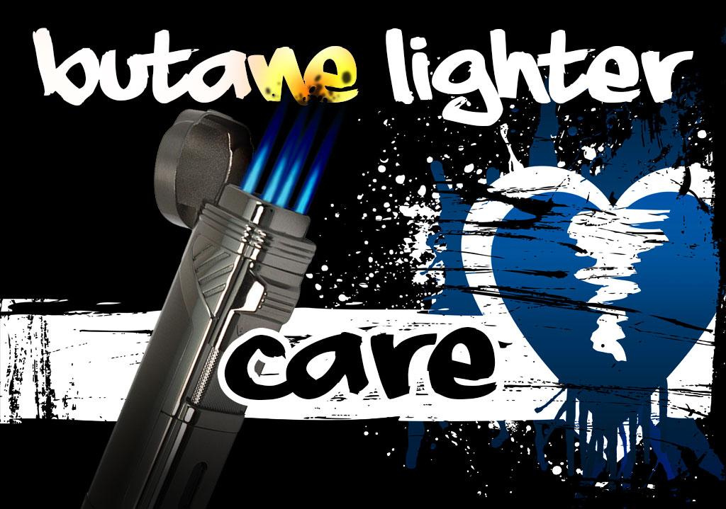 Butane Lighter Care