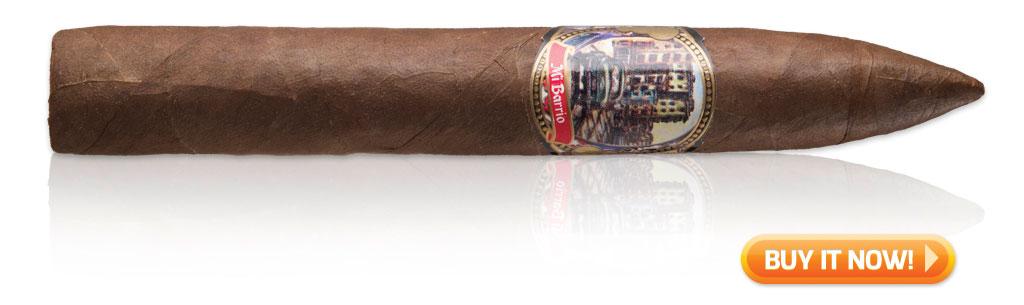 "Mi Barrio El Billetero (5¾"" x 52) nicaraguan cigars"