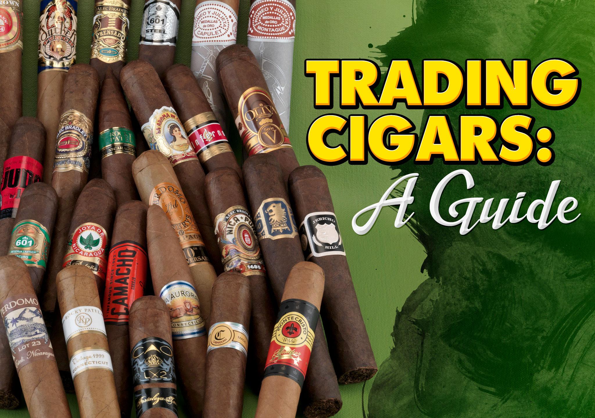 trading cigars