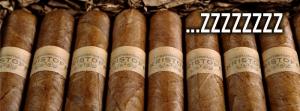 resting cigars