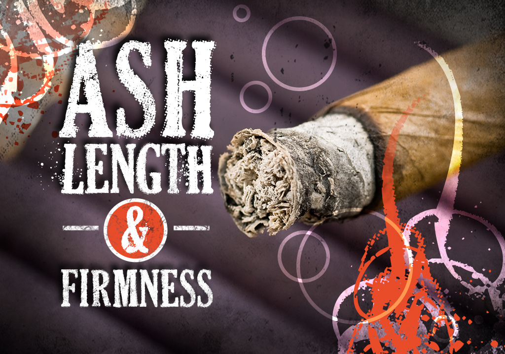 Cigar Q&A: Ash Length and Firmness