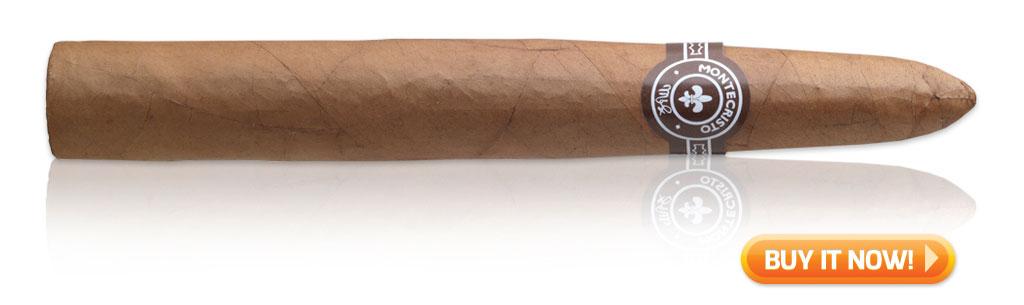 Montecristo Cuban heritage cigars on sale