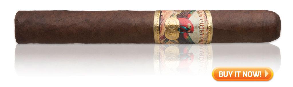 San Cristobal cuban heritage cigars on sale