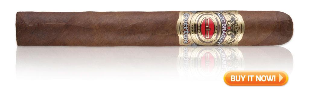 ALEC BRADLEY OVERTURE TORO - 6 X 50 sleeper cigars