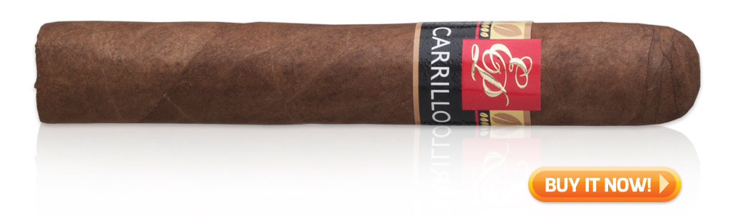 EP CARRILLO CORE LINE ENCANTOS - 4 7/8 X 50 sleeper cigars