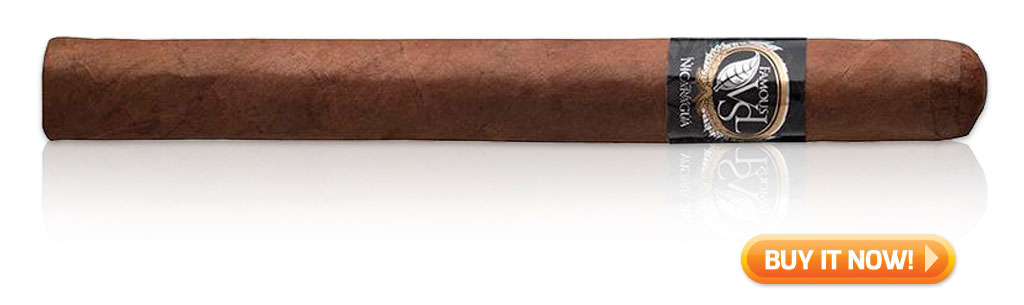 FAMOUS VSL NICARGUA CHURCHILL - 7 X 48 sleeper cigars