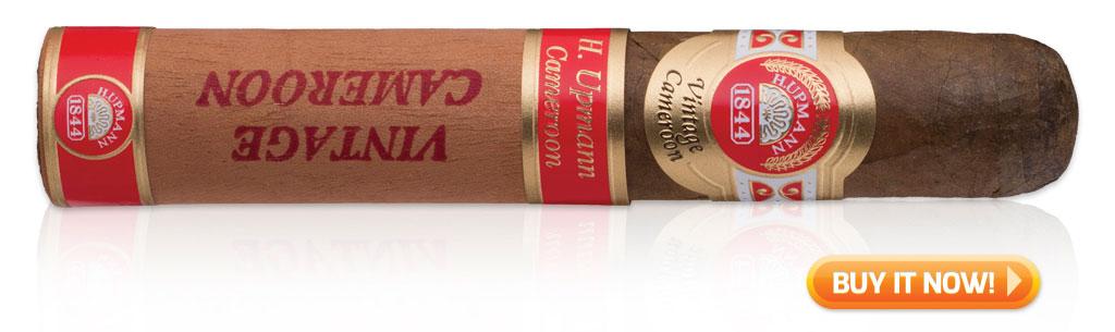 H UPMANN VINTAGE CAMEROON ROBUSTO - 5 X 52 sleeper cigars