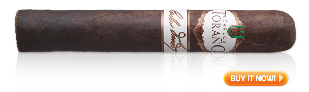 CARLOS TORANO SIGNATURE ROBUSTO - 5 X 52 sleeper cigars