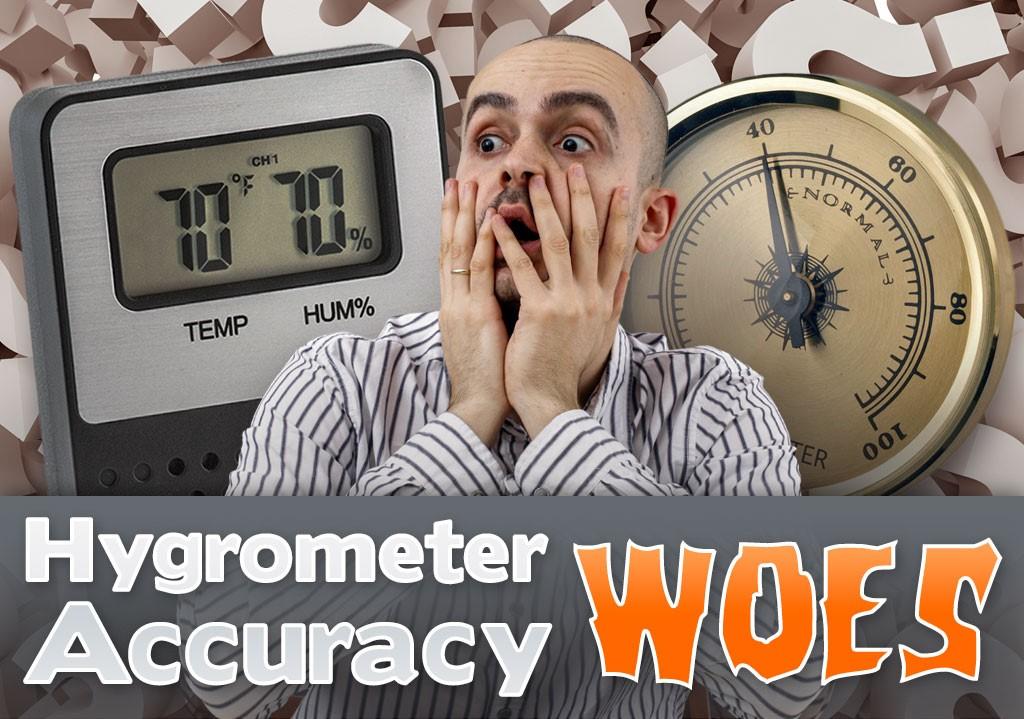 Hygrometer Woes