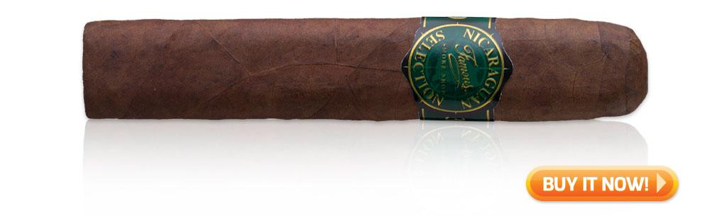 Famous Nicaraguan selection 3000 cigar wrapper