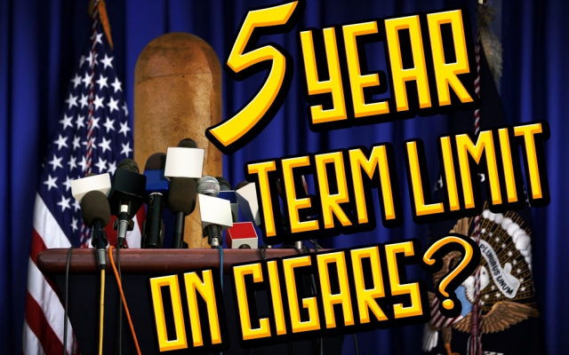 Cigar Q&A: Is There a Five Year Term Limit on Aging Cigars?
