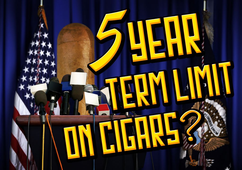 aging cigars how long 5 years