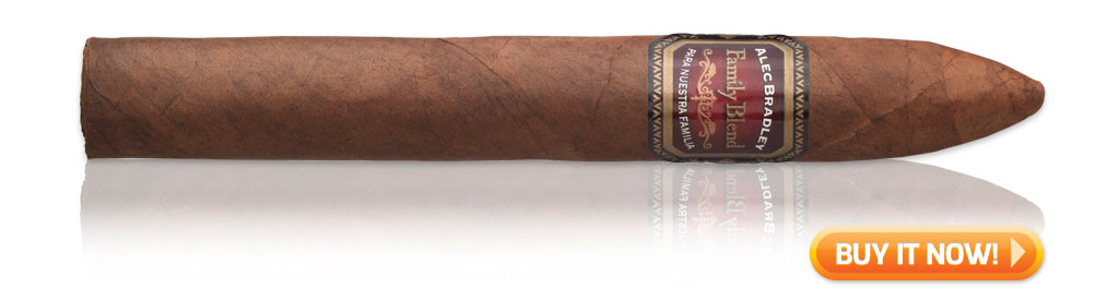 AB Family Blend torpedo cigar on sale