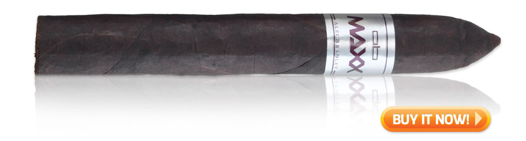 AB Maxx torpedo cigar curve on sale