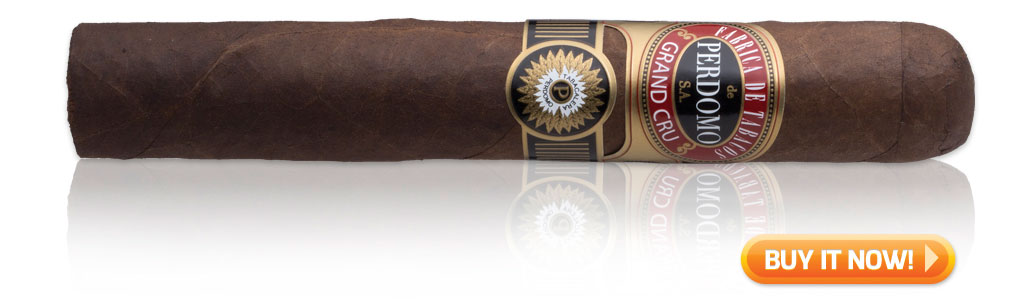 Perdomo Grand Cru maduro cigars on sale