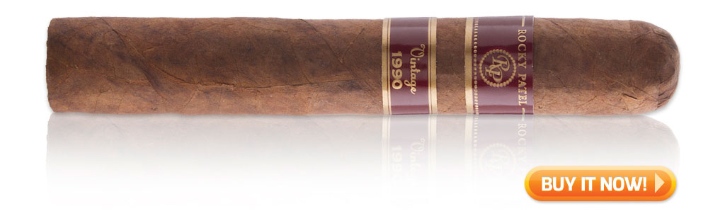 Rocky Patel Vintage 1990 maduro cigars on sale