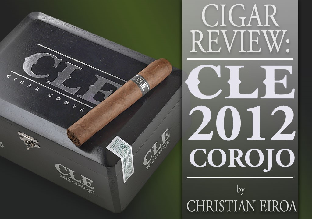 Cigar Review: CLE Corojo Robusto