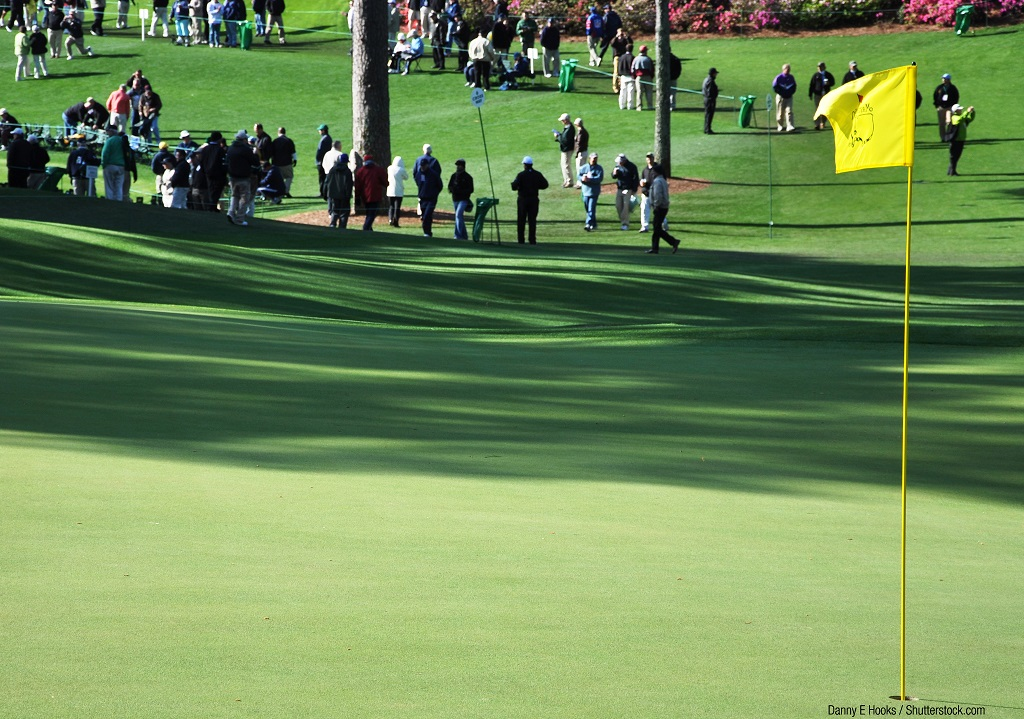 The Masters Greens