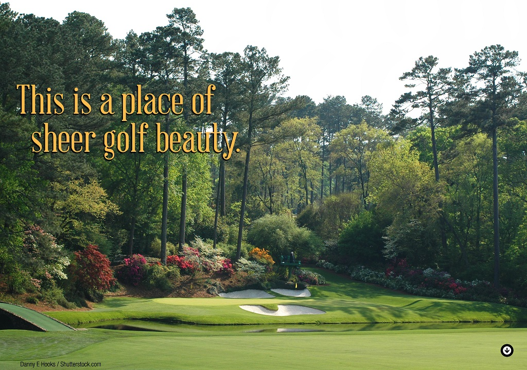 The Masters Golf Course