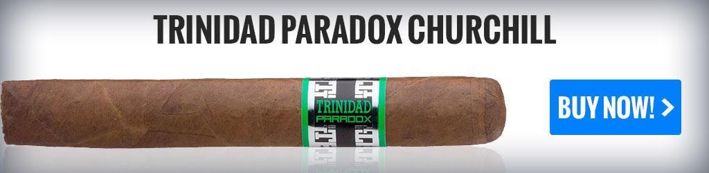 price of cigars trinidad paradox cigars on sale