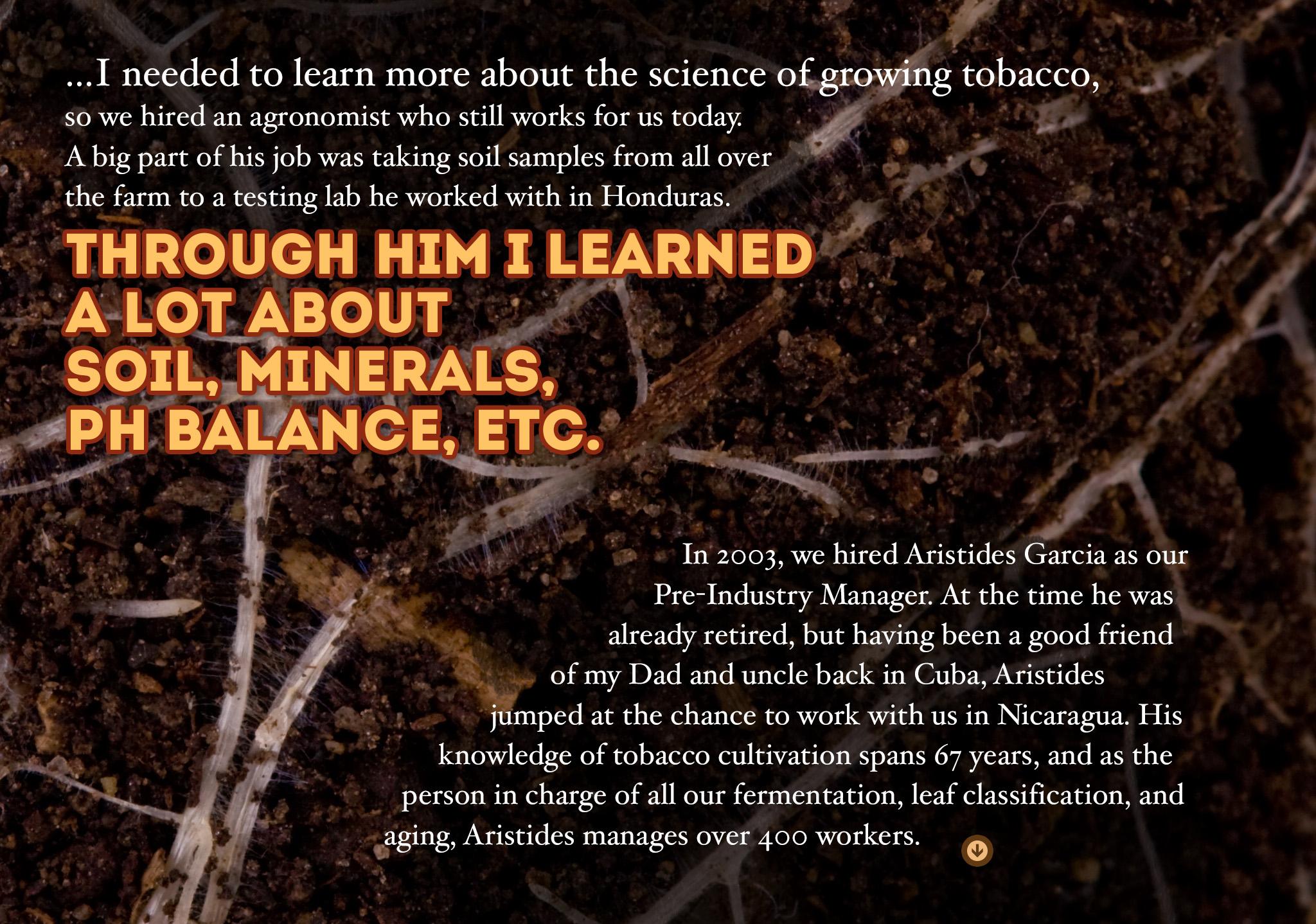 Tobacco Farming: Balance