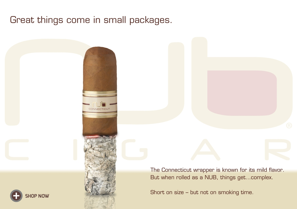 Check out Nub brand cigars