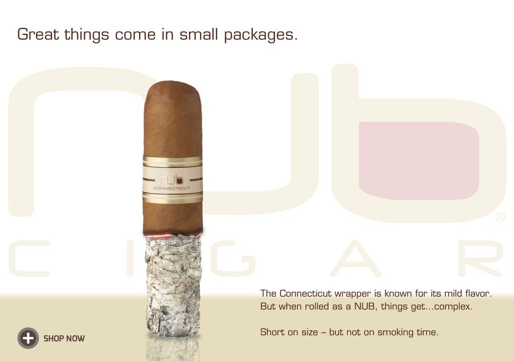 Nub Connecticut Cigars