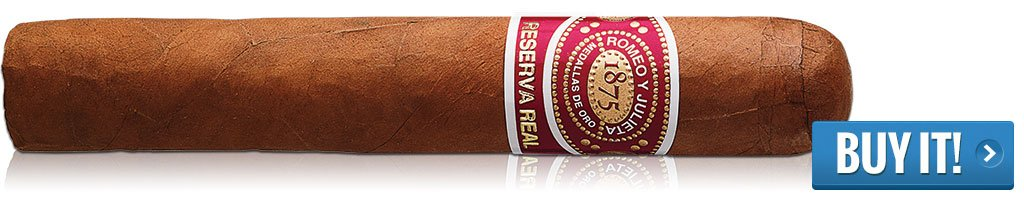 romeo y julieta reserva real cigars for sale