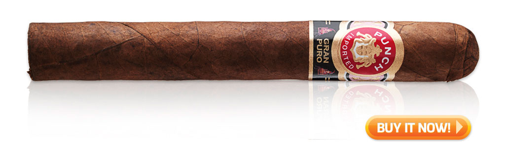 Punch gran puro cigars on sale