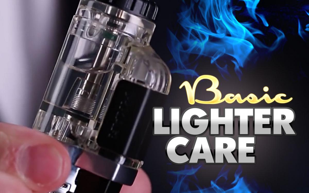Basic Lighter Care