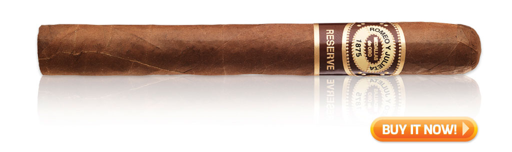 Buy RyJ Reserve Corona small cigar