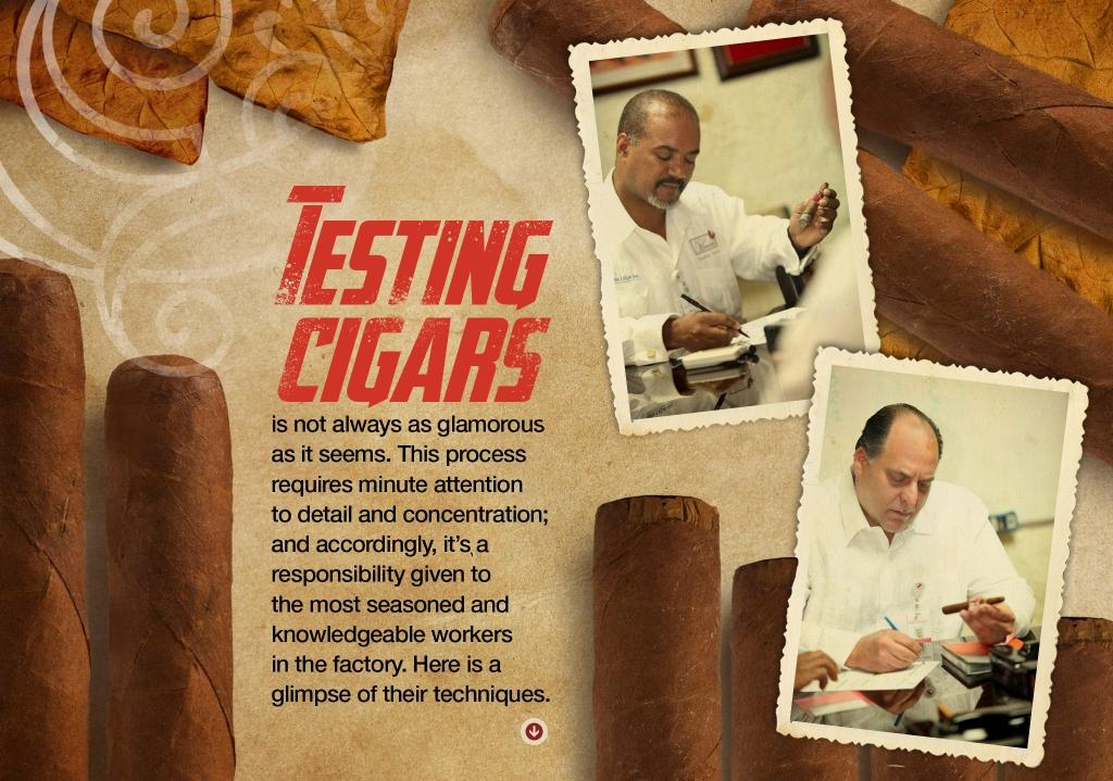 Testing Premium Cigars