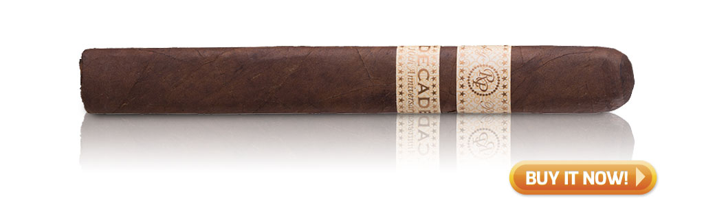 cigars with balls buy rocky patel decade cigars on sale