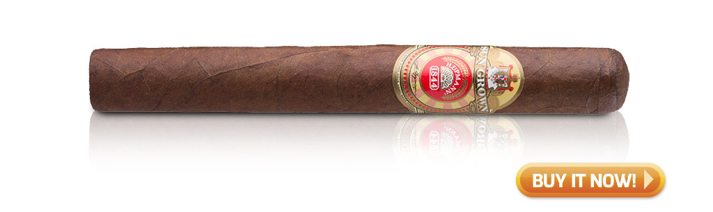 H Upmann sun grown cigars best cigars cigar wrapper