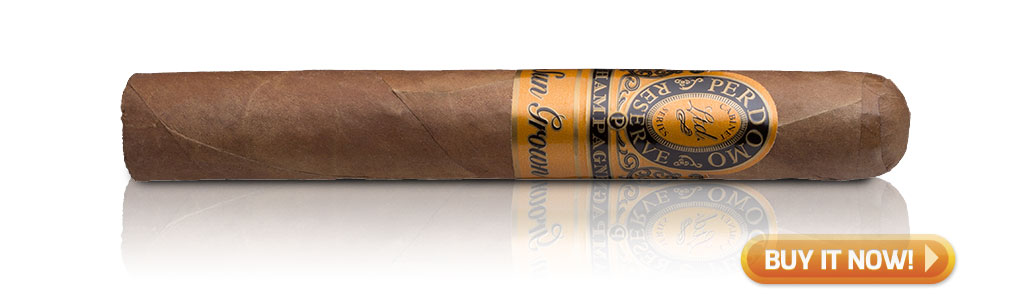 Perdomo champagne sun grown best cigars